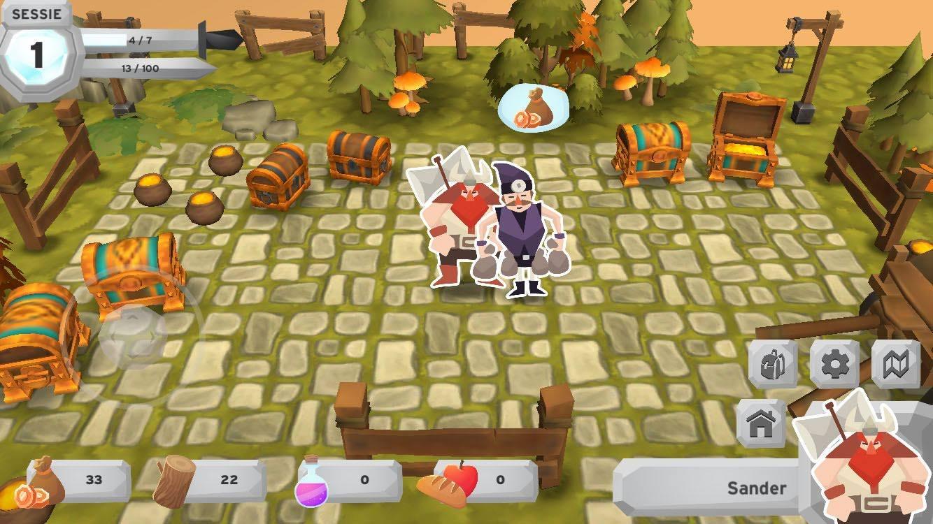 Asgaard Saga App
